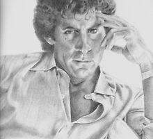 Portrait of Paul by DonnaLJL