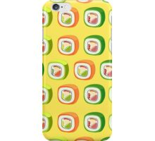 Sushi pattern iPhone Case/Skin