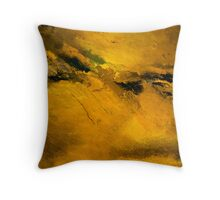 Abstraction to vivianne Throw Pillow