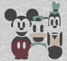 The Disney Trinity by MalcolmZim