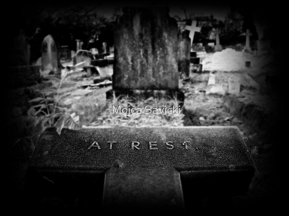 At Rest by Mojca Savicki
