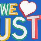 We Love Houston by urhos