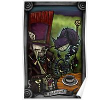 The Bad Hatter Poster