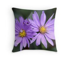 A Daisy Duo Throw Pillow
