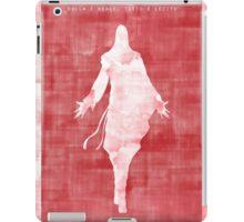Assassin's Creed Ezio Gaming Poster iPad Case/Skin