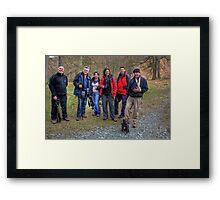 Photographer's Glade Framed Print