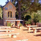 Chapel in the sunshine by LadyE