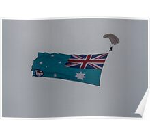 Royal Australian Air Force Ensign, Point Cook Air Show 2014 Poster