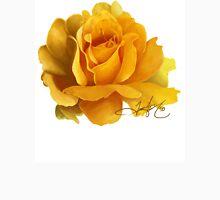 Yellow Rose Unisex T-Shirt