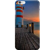 Sentinel of Light  iPhone Case/Skin
