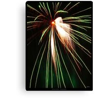 New Years Eve Canvas Print