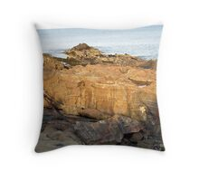 Beauty of Time Throw Pillow