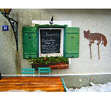 Still Winter Photographic Print