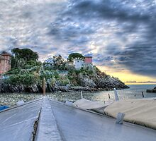 Sunset Nervi by oreundici