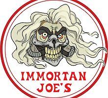 Immortan Joe's by Bebeetle