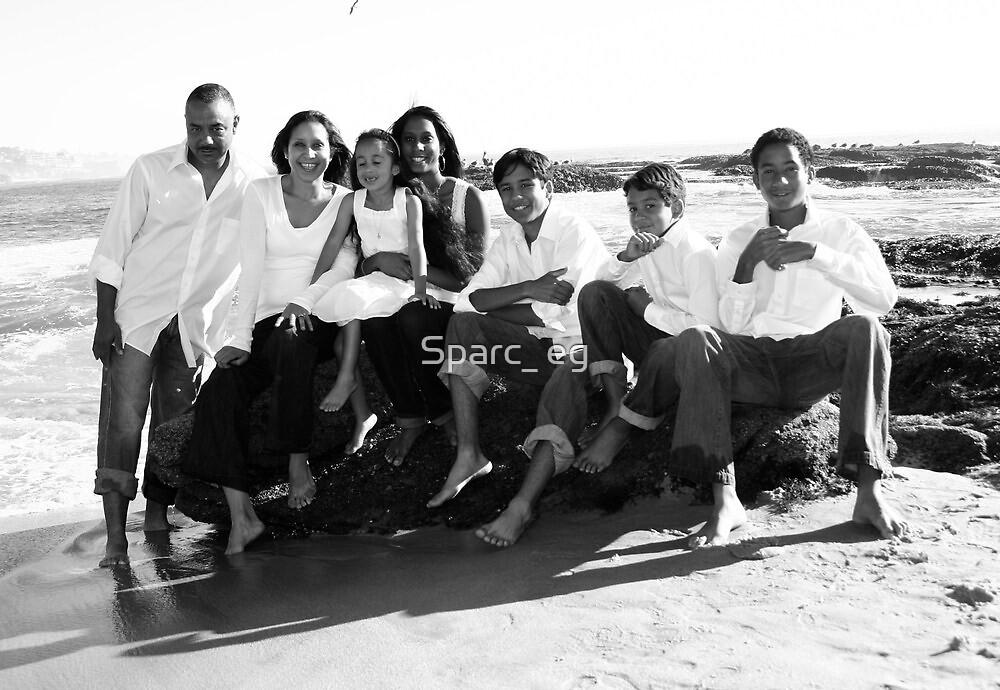 Tony's Family by Sparc_ eg