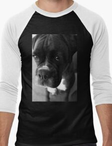 Can't You Tell... It wasn't Me... - Boxer Dogs Series Men's Baseball ¾ T-Shirt