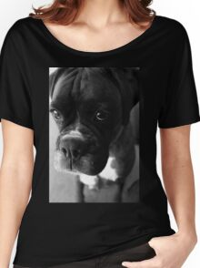 Can't You Tell... It wasn't Me... - Boxer Dogs Series Women's Relaxed Fit T-Shirt
