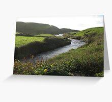 Doolin, Ireland Greeting Card