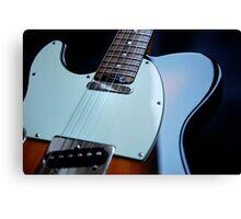 Guitar Icon : '52 Tele ? Canvas Print