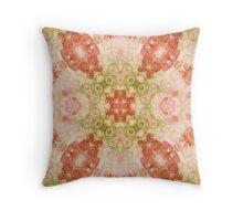 Decorative Textiles -Rose Throw Pillow