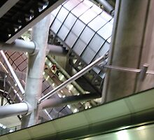 the tube by Elena Arzani