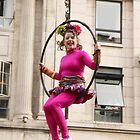 Street Performer Dublin 2.jpg by LisaRoberts