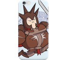 Fat Magneto iPhone Case/Skin