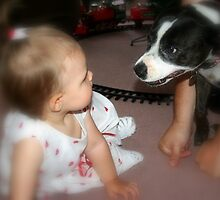 Meeting  cousin Jessie by Evita