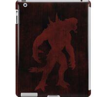 Evolve Goliath Gaming Poster iPad Case/Skin