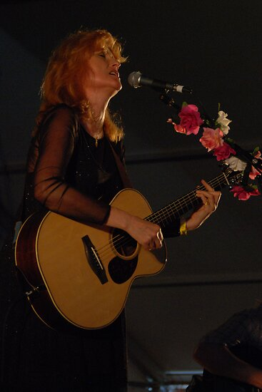 Eddi Reader by deannedaffy