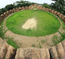 Sonakanda Fort by shamim