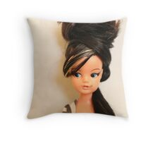 Amy I Throw Pillow