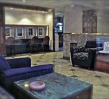 Washington DC - Union Station - Series - Acela Lounge  © 2010 by Jack McCabe