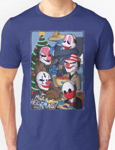 Merry Heistmas! Unisex T-Shirt