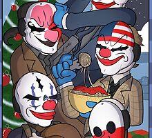 Merry Heistmas! by TheCatt