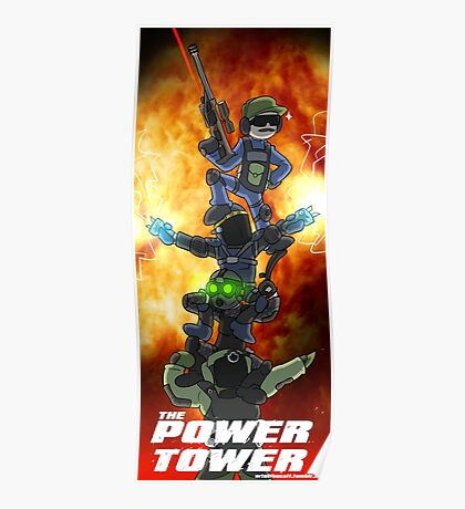 The Power Tower Poster