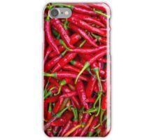 True Red Chilli iPhone Case/Skin
