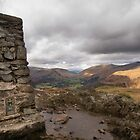 Trig Point on Loughrigg Fell by Stuart1882