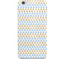 Decker & Associates Triangles iPhone Case/Skin