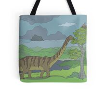 Right Before it Happened Tote Bag