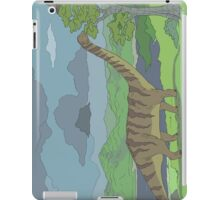Right Before it Happened iPad Case/Skin