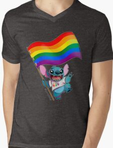Love Wins Mens V-Neck T-Shirt