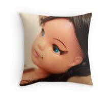 Amy II Throw Pillow