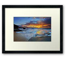 Point Cartwright Framed Print
