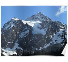 Mt. Shuksan Poster