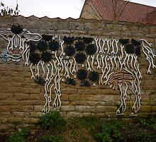 Spanner Cow by Matt Roberts