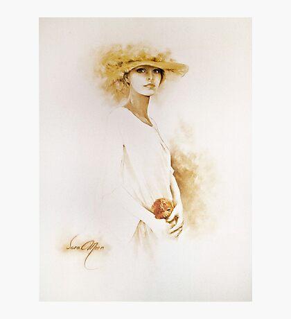 """Romantic"" Oil on Canvas Photographic Print"