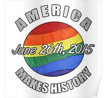 American Same-Sex Marriage Poster