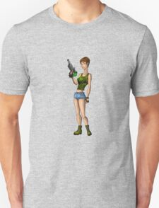 ACTION-GIRL Unisex T-Shirt